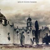 Iglesia de Atotonilco Guanajuato.