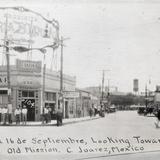 Cruce de Avenida 16 de Septiembre y Avenida Juárez