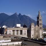 Catedral, Casino y Cerro de la Silla (1956)