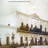 Casa Woodward Manzanillo Colima.