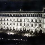 Palacio Municipal en un 15 de Septiembre.