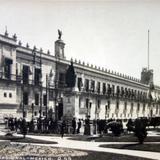 Palacio Nacional. - Ciudad de México, Distrito Federal