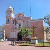 Templo de Santiago Apostol (siglo XVIII). Marzo/2017 - Huitzuco de los Figueroa, Guerrero