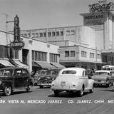 Avenida 16 de Septiembre y Mercado Juárez