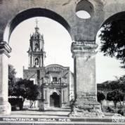 Iglesia de Tonatzintla.