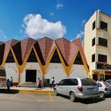Santuario y hotel - Cerro Azul, Veracruz