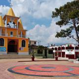 Parque a la Bandera - Cerro Azul, Veracruz