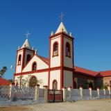 Parroquia de Nuestra Señora de Guadalupe - El Triunfo, Baja California Sur