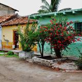 Fachadas - Mexcaltitán, Nayarit