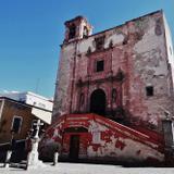 Templo de San Roque - Guanajuato, Guanajuato