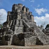 Pirámide de Muyil - Muyil, Quintana Roo