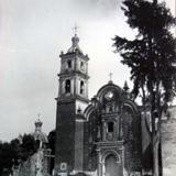 Panorama de la Iglesia.