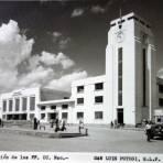 Nueva Estacion del Ferrocarril.