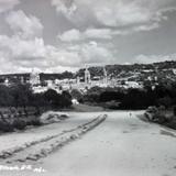 Panorama entrada al Pueblo.