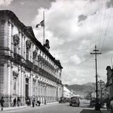 Palacio Federal.