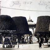 Plazuela Republica. ( Fechada el 21 Julio de 1928 )