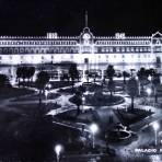 Palacio de gobierno en 1943