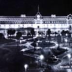 Palacio de gobierno en 1943 - Ciudad de México, Distrito Federal