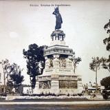 Estatua de Cuahutemoc. - Ciudad de México, Distrito Federal