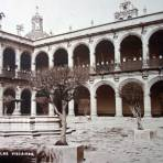 El Colegio de las Vizcainas.