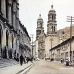 Escena Callejera . - Zacatecas, Zacatecas