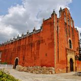 Iglesia de la Santísima Virgen de la Asunción - Temozón, Yucatán