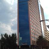 Hotel Krystal Reforma. Mayo/2017