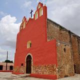 Santuario de la Inmaculada Concepción - Buctzotz, Yucatán