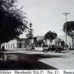 Calle Hidalgo.