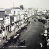 Plaza de la constitucion ( Fechada en Mayo de 1930).