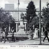 Jardin de La Corregidora.