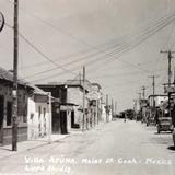 Calle principal. - Ciudad Acuña, Coahuila