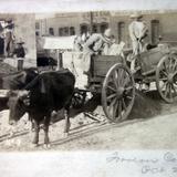 Tipos Mexicanos Vida cotidiana ( Fechada el dia 26 de Octubre de 1907 ) . - Torreón, Coahuila