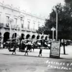 Plaza Principal y Portales.