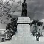 Monumento a Cuahutemoc.