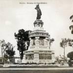 Estatua de Cuauhtémoc - Ciudad de México, Distrito Federal