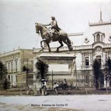 Monumento a Carlos IV - Ciudad de México, Distrito Federal