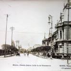 Colonia Juarez calle de Dinamarca. - Ciudad de México, Distrito Federal