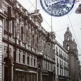 Casino Espanol ( Fechada el 20 de Agosto de 1928 ). - Ciudad de México, Distrito Federal