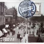 Avenida Juarez ( Fechada el 20 de Agosto de 1928 ). - Ciudad de México, Distrito Federal