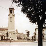 Calles de Bucareli. - Ciudad de México, Distrito Federal