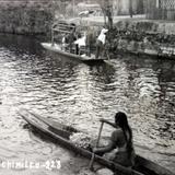 Canales de Xochimilco   D F.