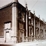 Colegio de Las Vizcainas ( Fechada el 20 de Agosto de 1921 ). - Ciudad de México, Distrito Federal