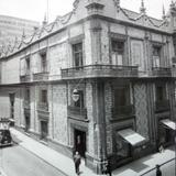 Casa Samborns.( Fechada en 1959 )