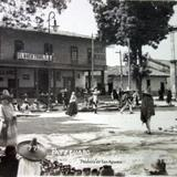 Plazuela de San Agustin.