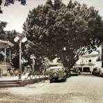 Plaza y Kiosco.