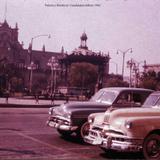 Palacio y Kiosko en  Guadalajara Jalisco 1961