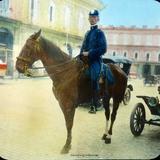 Policia de la Cd. de Mexico.