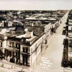 Calle Alvaro Obregon.
