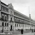 Palacio Nacional de gobierno.